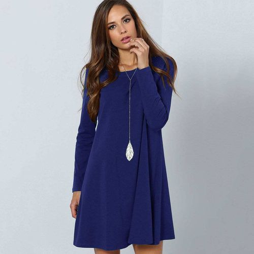 Robe tunique unie - SHEIN - Shopsquare