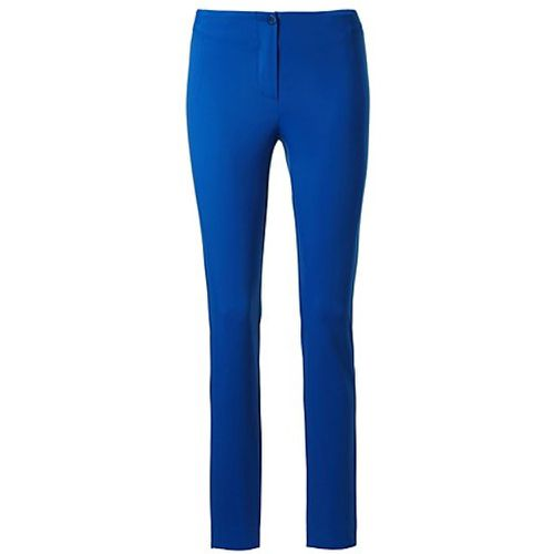 Pantalon stretch / bleu - Madeleine - Shopsquare