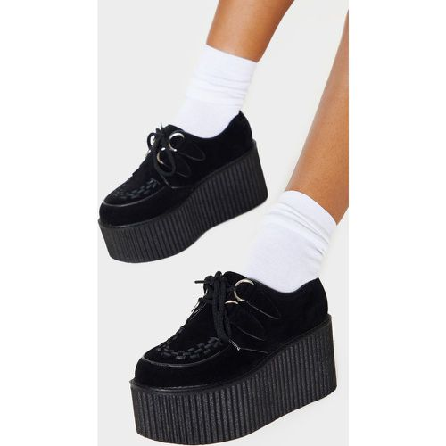 Creepers à grosse plateforme, - PrettyLittleThing - Shopsquare