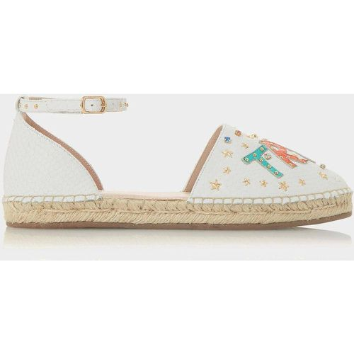 Espadrilles en deux parties « True Love » - GORGEOUS - DUNE LONDON - Shopsquare