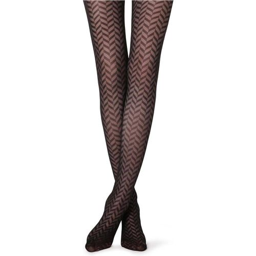 Collant à chevrons - CALZEDONIA - Shopsquare