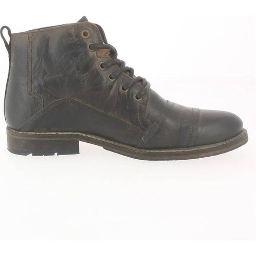 Bottines / boots cuir - BULLBOXER - Shopsquare