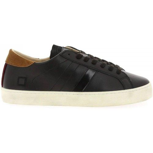 Baskets basses cuir - DATE - Shopsquare