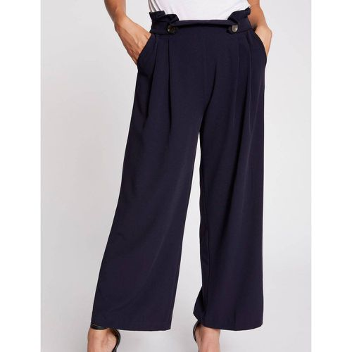 Pantalon large paperbag - Morgan - Shopsquare