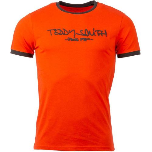 Tee-shirt col rond - Teddy smith - Shopsquare