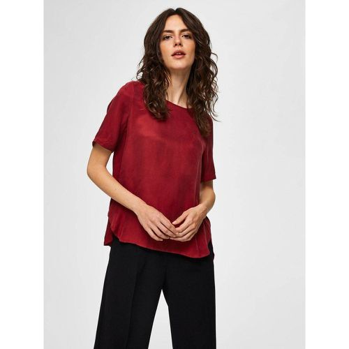 Top Cupro long - - Selected Femme - Shopsquare