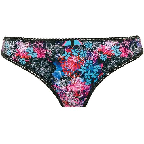 Slip brésilien FOREST SONG black L - Freya - Shopsquare