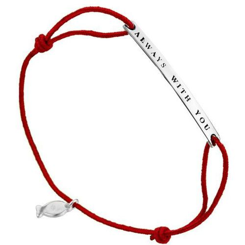 Bracelet cordon always with you en argent 925, , 1.4g - CLIO BLUE - Shopsquare