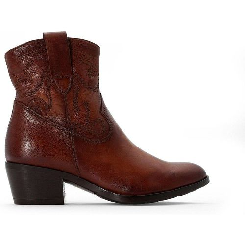 Boots cuir Dallas - MJUS - Shopsquare