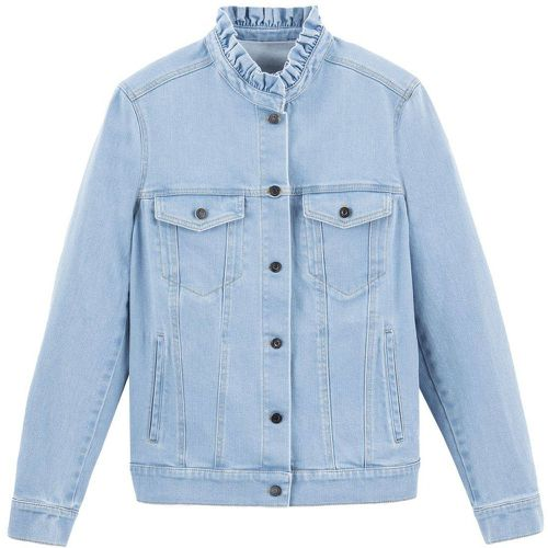 Veste en jean coupe droite - BALZAC PARIS X LA REDOUTE COLLECTIONS - Shopsquare