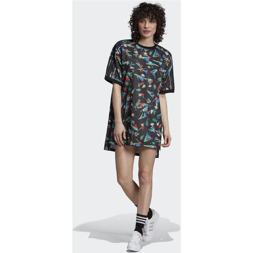 Robe t-shirt Floral Allover Print - adidas Originals - Shopsquare