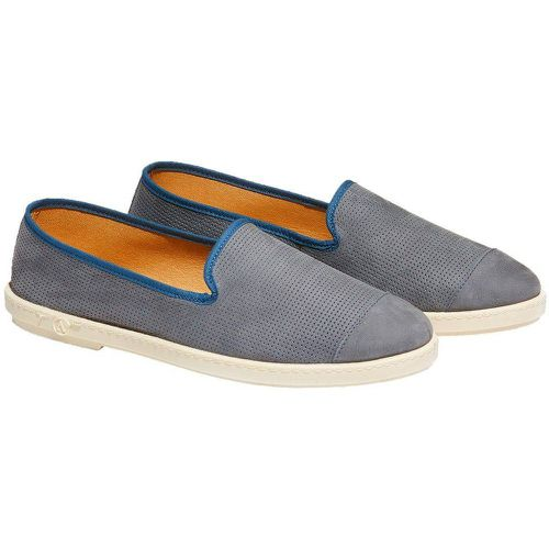 Espadrille Slip-On Cuir - ANGARDE - Shopsquare