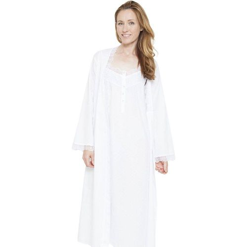 Peignoir NORA ROSE PEARL - Cyberjammies - Shopsquare