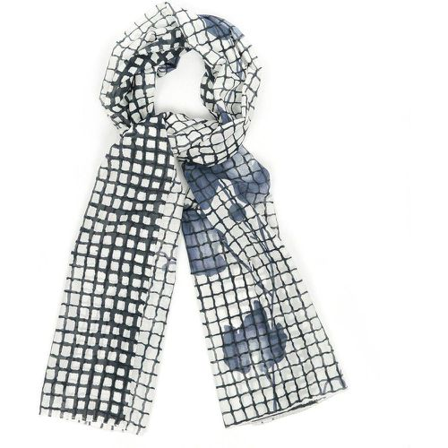 Foulards Flower Border Scarf - Gant - Modalova