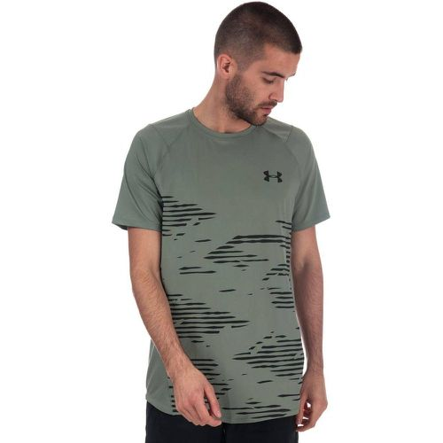 T-shirt UA MK 1 Camo - Under Armour - Shopsquare