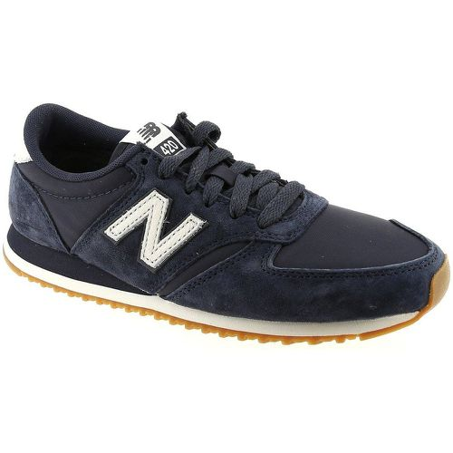 Baskets bassesCuir - New Balance - Shopsquare