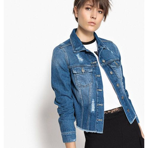 Veste en denim - LA REDOUTE COLLECTIONS - Shopsquare