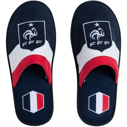 Pantoufles France Fan // - MADE IN SPORT - Shopsquare