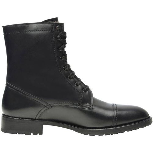 N° 692 , Boots d'hiver , Cuir - SHOEPASSION - Shopsquare