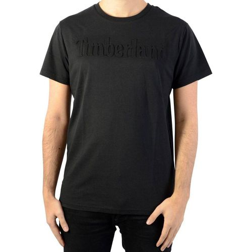 Tee-Shirt SS Elevated Embossed tee - Timberland - Shopsquare