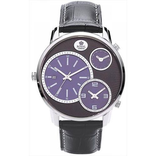 Montre Homme Cuir 41087-03 - Royal London - Shopsquare