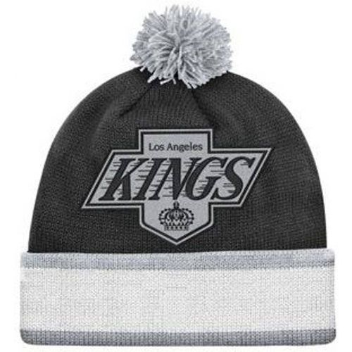 Bonnet à pompon NHL - Los Angeles KINGS - - MITCHELL AND NESS - Shopsquare