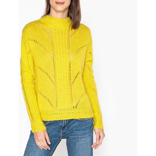 Pull tricot maille fantaisie MAEL - BERENICE - Shopsquare