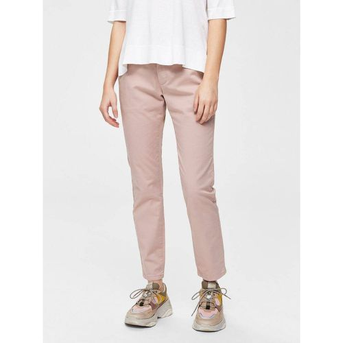 Chinos Coton biologique - - Selected Femme - modalova
