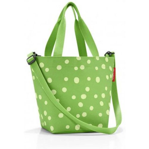 Sac SHOPPER SPOTS GREEN XS - Reisenthel - Shopsquare