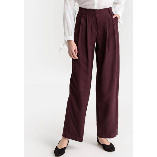 Pantalon loose, large taille haute - LA REDOUTE COLLECTIONS - Shopsquare