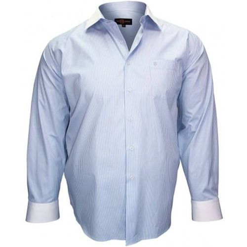Chemise a col blanc business - DOUBLISSIMO - Shopsquare