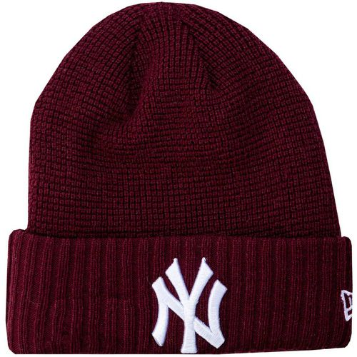 Mens New York Yankees Waffle Knit Beanie - new era - modalova
