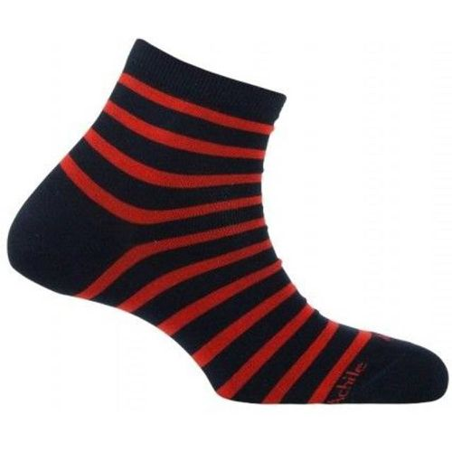Chaussettes courtes rayures Made in France - ACHILE - Shopsquare