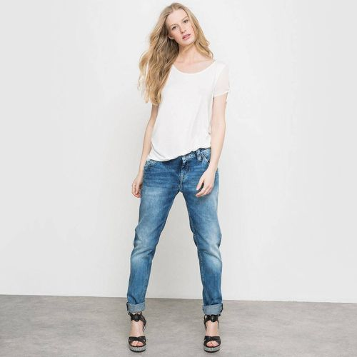Jean Idoler, coupe boyfriend, taille basse - Pepe Jeans - Shopsquare
