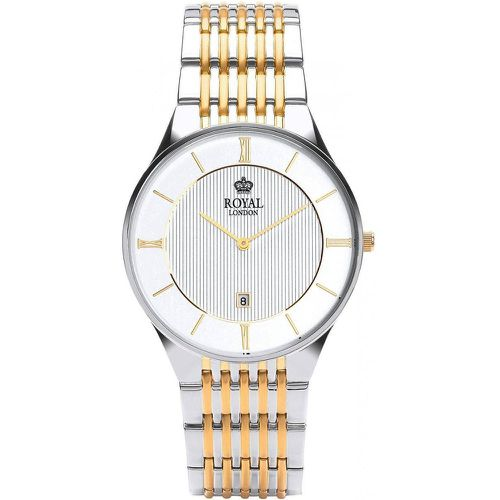 Montre Homme Acier 41227-04 - Royal London - Shopsquare