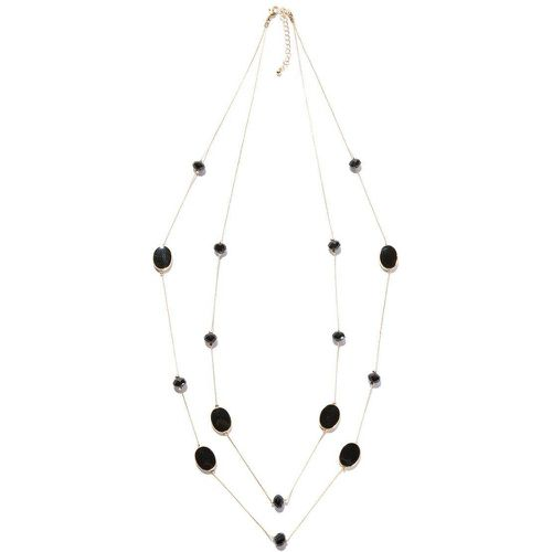 Collier double rang - Anne weyburn - Shopsquare