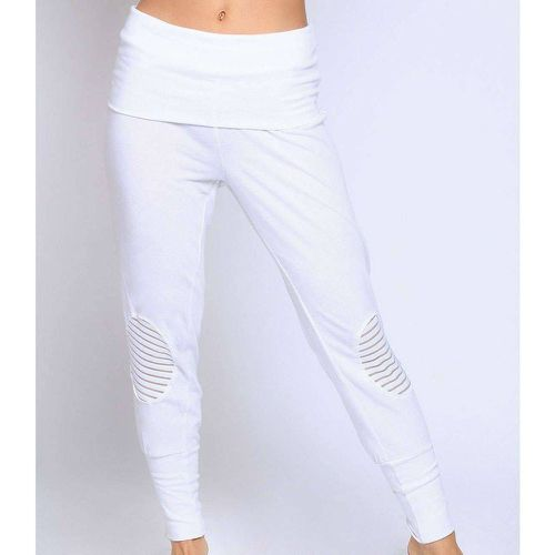 Pantalon coton Ani - BODY ONE - Modalova
