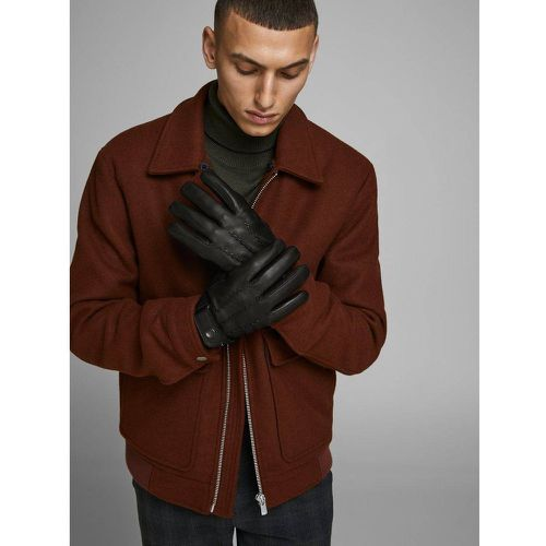 Gants Cuir - jack & jones - Modalova
