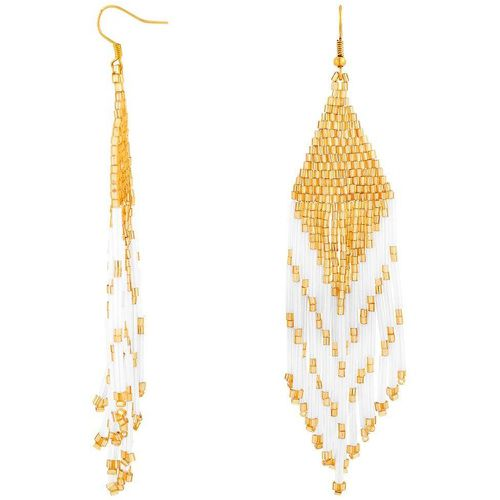 Boucles d'oreilles - INDIAN SUMMER - Modalova