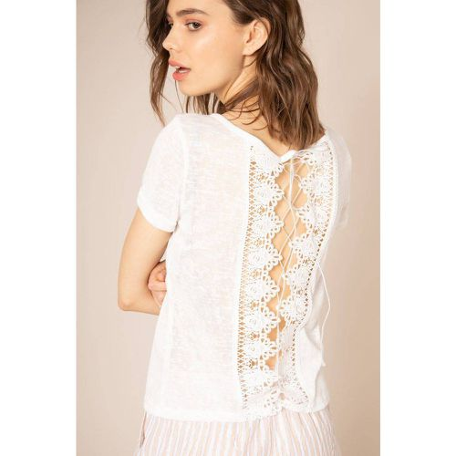 Blouse brodée, AVARE - CHERRY PARIS - Shopsquare