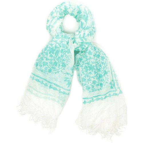 Foulards Ornament Square Woven Scarf - Gant - Modalova