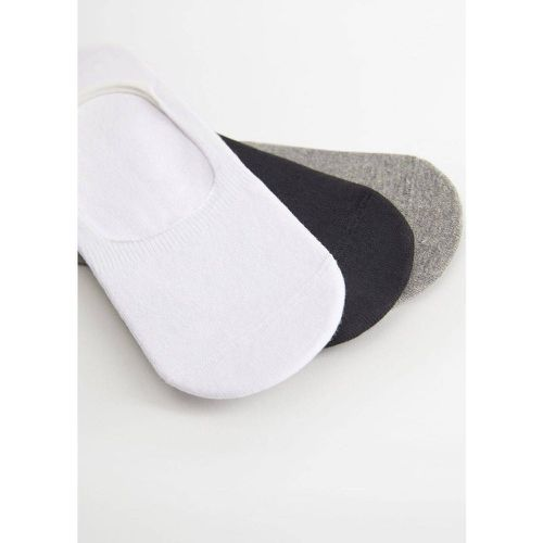 Pack chaussettes invisibles - mango man - Modalova