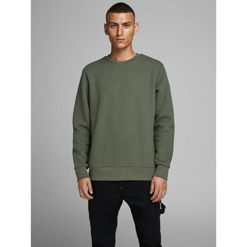 Sweat-shirt Sweat-shirt texturé - jack & jones - Modalova