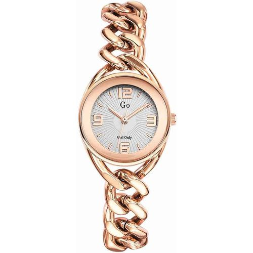 Montre Métal - GO GIRL ONLY - Shopsquare