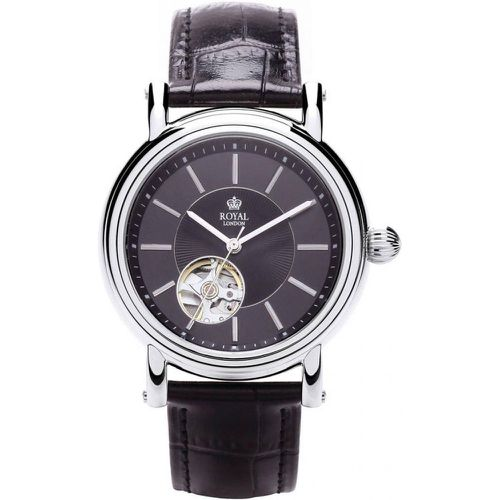 Montre Homme Cuir 41151-02 - Royal London - Shopsquare