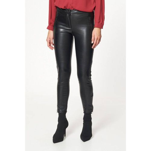 Pantalon imitation cuir - BEST MOUNTAIN - Modalova