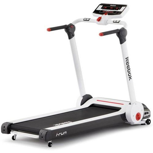 Tapis de course i-Run 3 10013396. 13 Km/h. Surface de course de 41 cm. 2 niveaux d'inclinaison - Reebok - Shopsquare