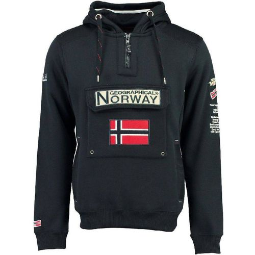 Sweat à capuche GYMCLASS NEW - geographical norway - Shopsquare