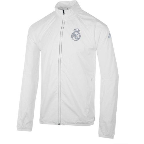 Veste Woven Real Madrid - adidas Performance - Shopsquare
