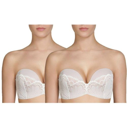 Lot de 2 bandeaux push up Ultimate Strapless - Wonderbra - Modalova